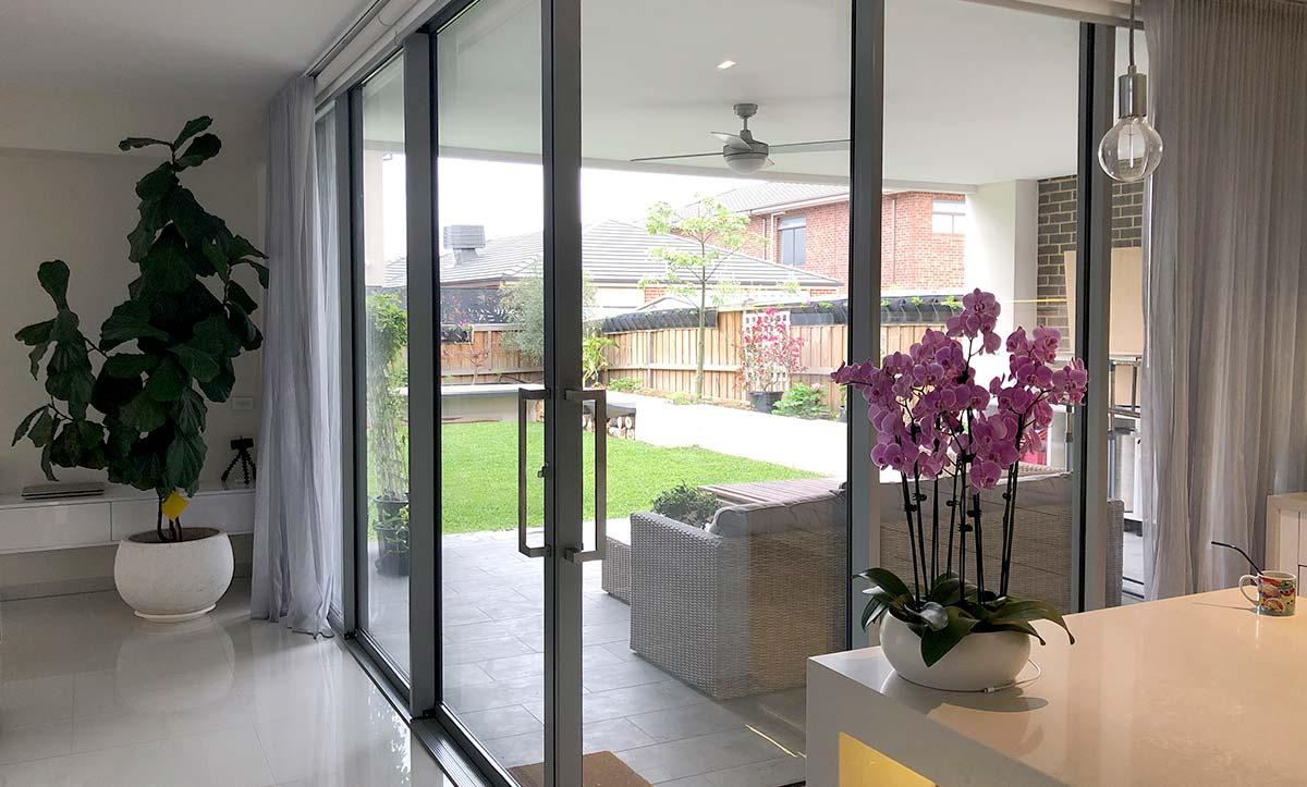 glass doors melbourne