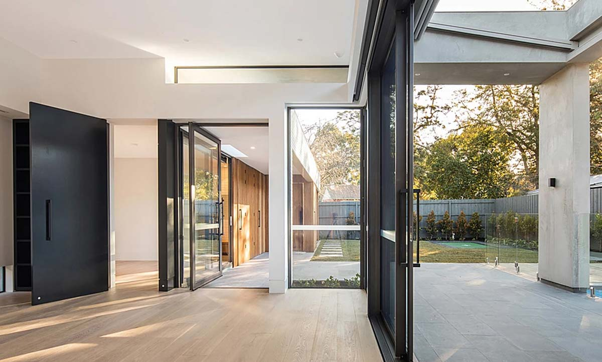 Pivot Doors Image
