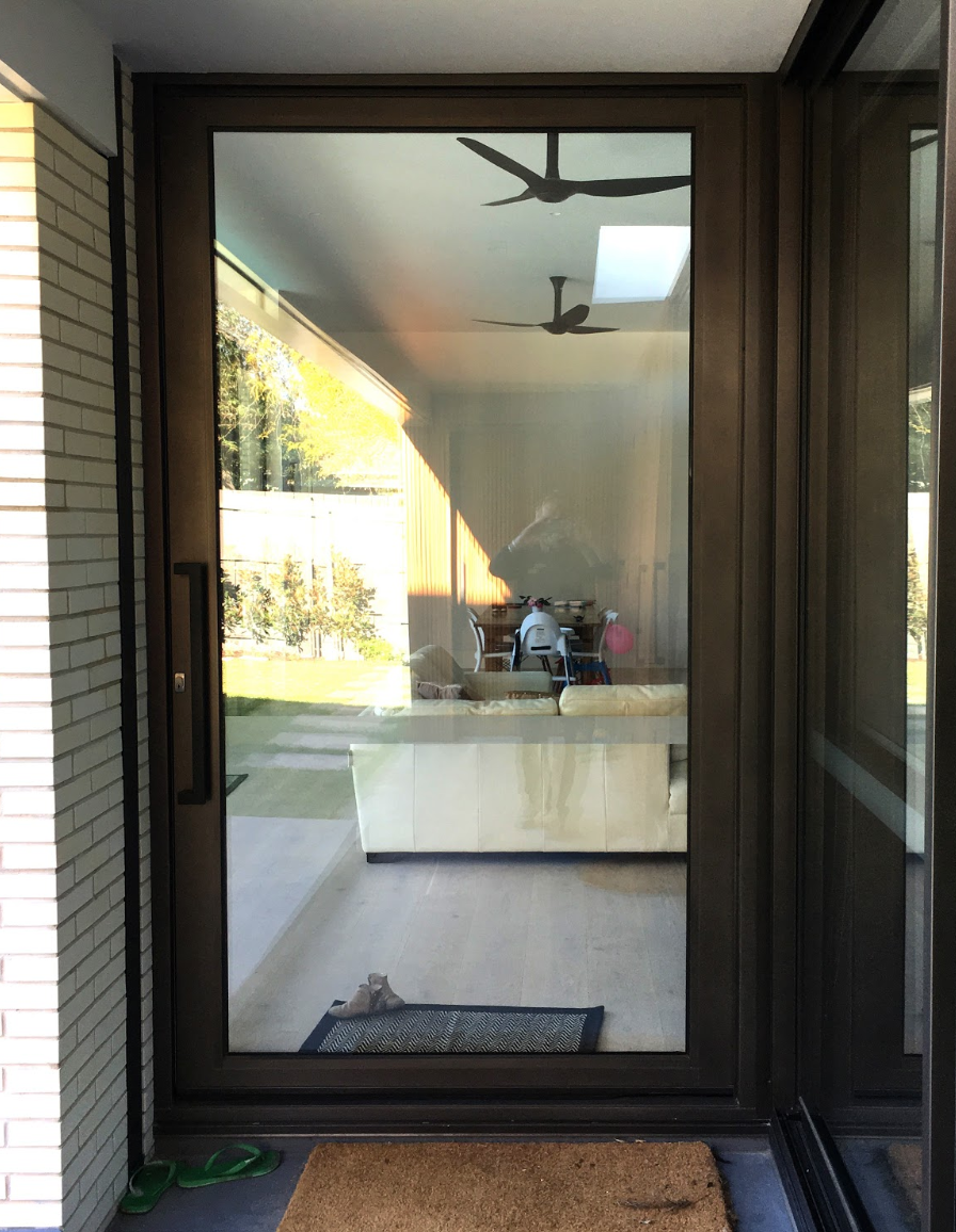 Pivot Doors Melbourne Design