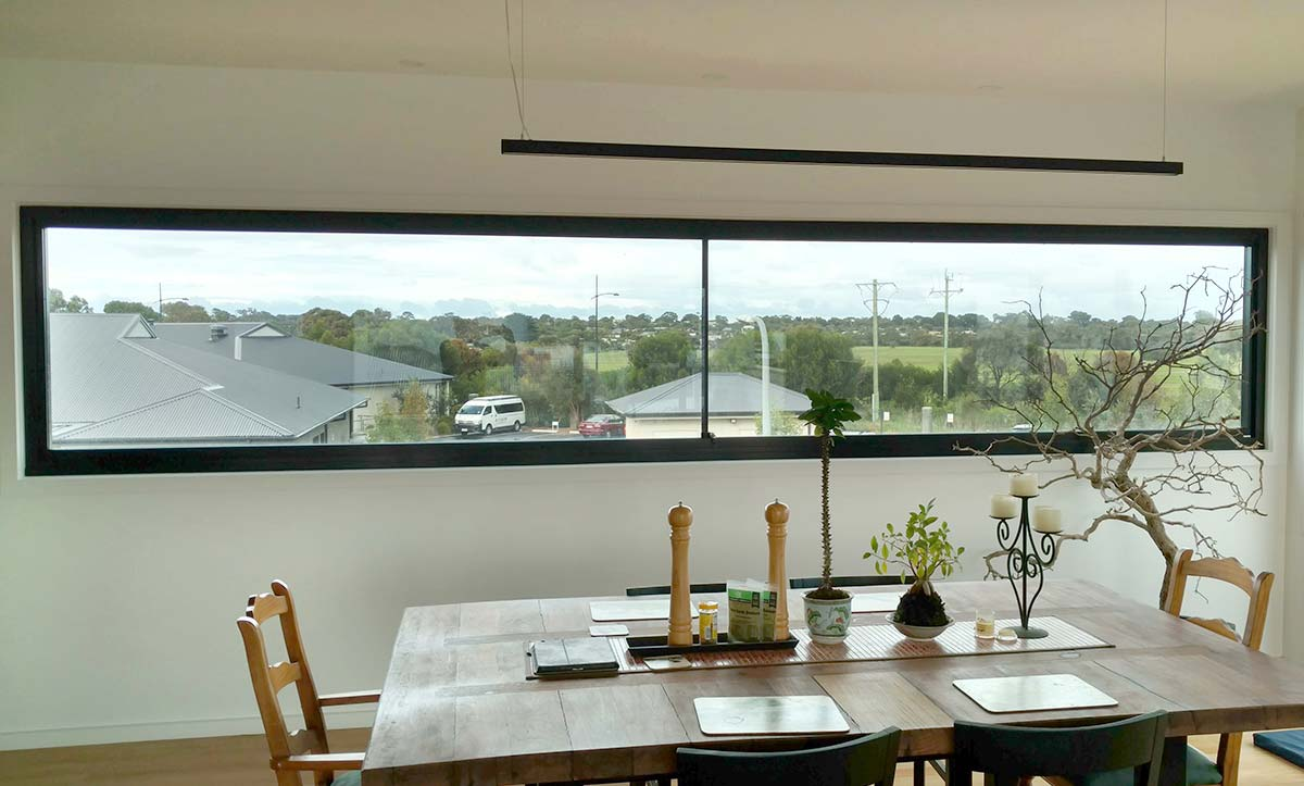 sashless glass windows australia design