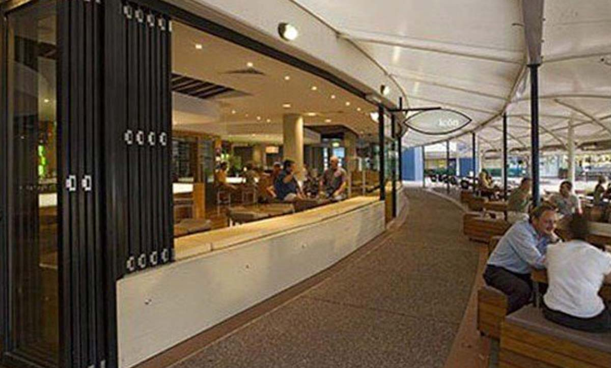 Bifold glass Windows Melbourne image