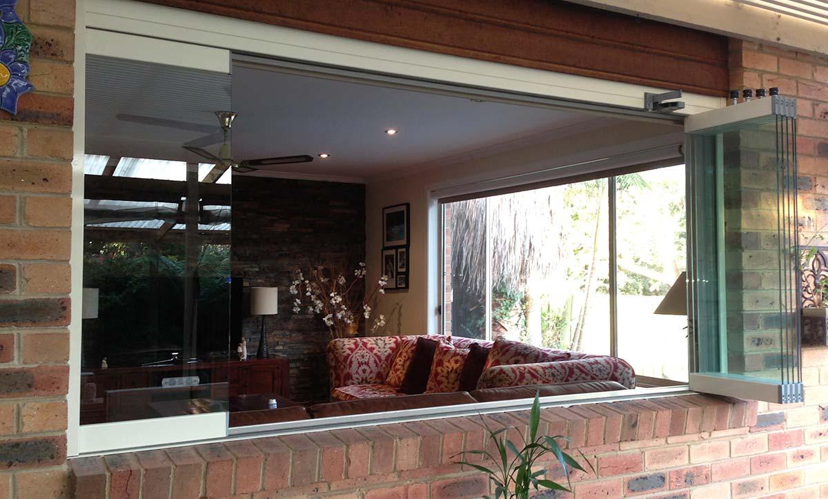 Bifold Doors Frameless Image