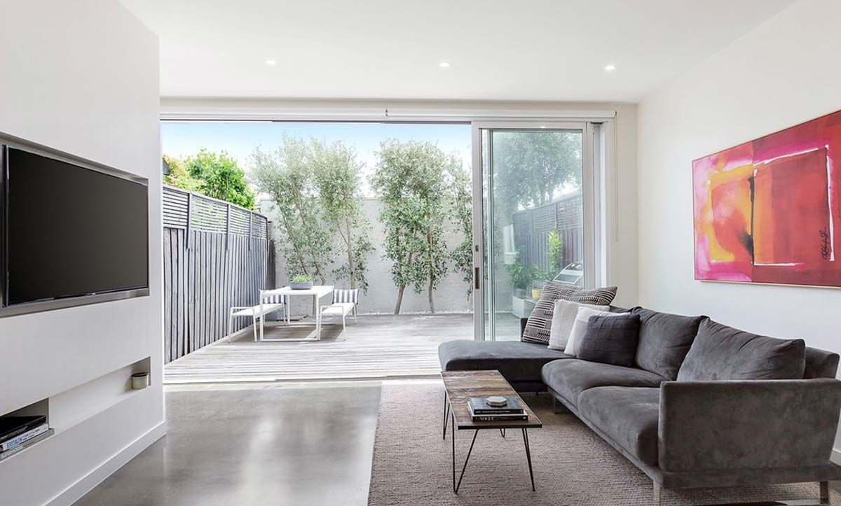 sliding glass doors melbourne Image