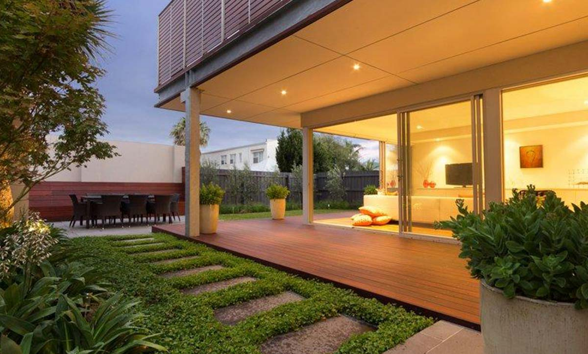 Stackable Sliding Doors Melbourne Image