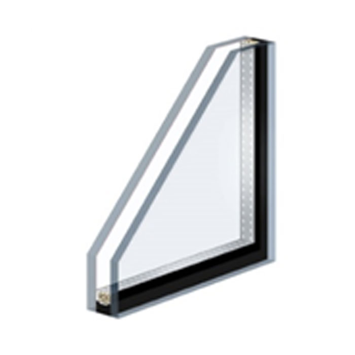 single glazed laminated safety glass