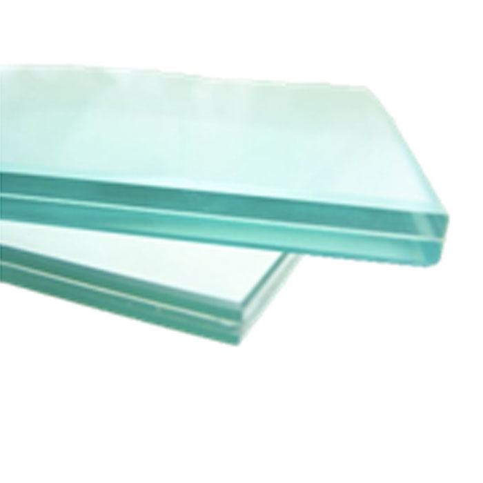 glazed safety glass