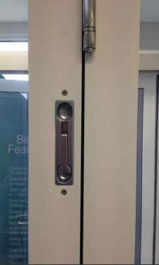 Bifold Door Bolt Options And Correct Operation Nuline